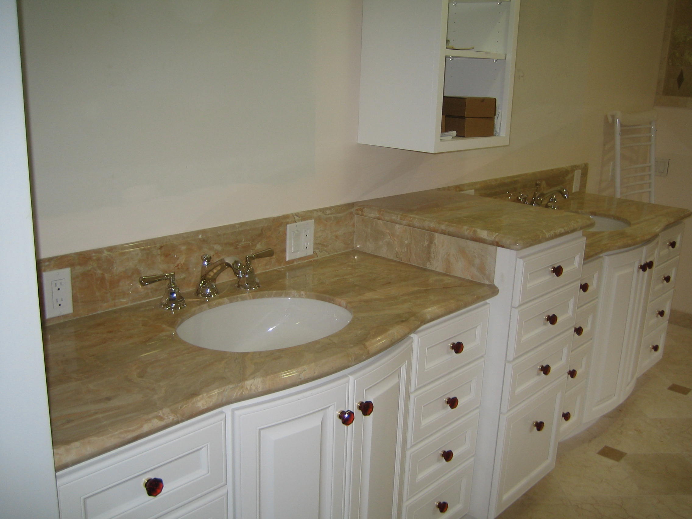 Italian marble bathroom counters counter culture - Bathroom design ideas italian ...