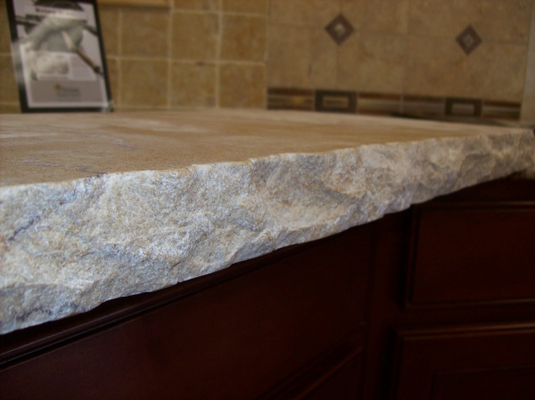 Granite Countertop Edges Cost : Granite+Countertop+Chiseled+Edge+Cost ... rough, it is smooth because ...