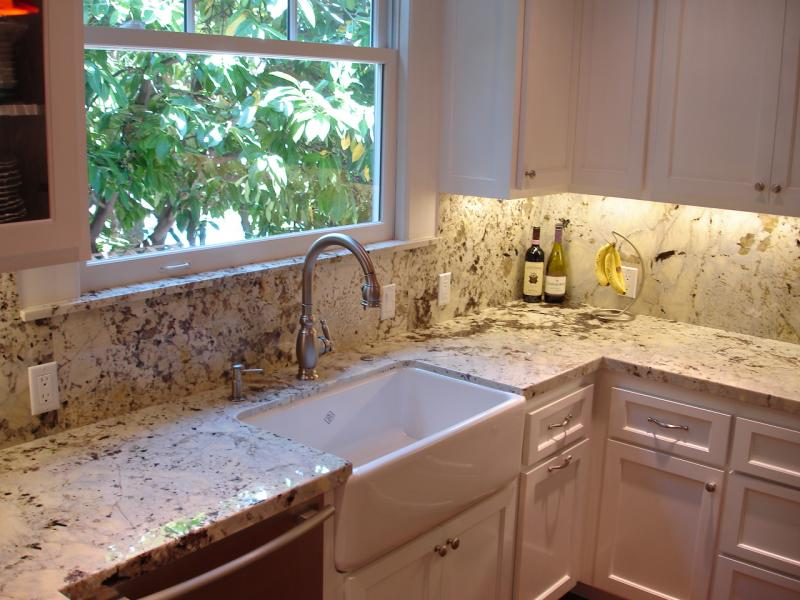 Farmhouse Sink Mounting Options : Apron Front, Farmhouse Sink Installation are all different. Counter ...